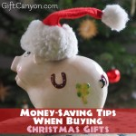 Money-Saving Tips When Buying Christmas Gifts