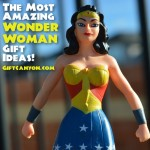 The Most Amazing Wonder Woman Gift Ideas!