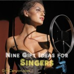 Bravo! Nine Great Gift Ideas for Singers