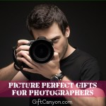Picture Perfect Gifts for Photographers and Photojournalists
