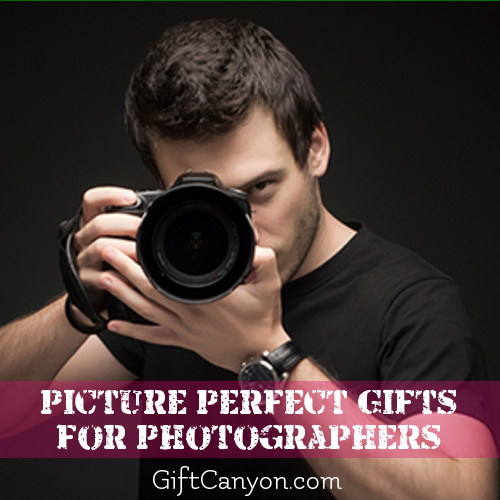 Picture Perfect Gifts for Photographers