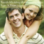 Fourth Wedding Anniversary Gifts: Fruits & Flowers, Appliances and Others
