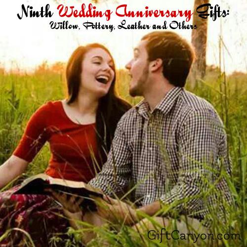 9th Wedding Anniversary Gifts
