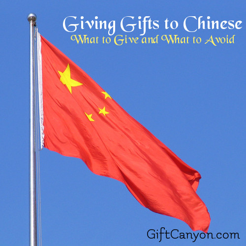 Giving Gifts to Chinese