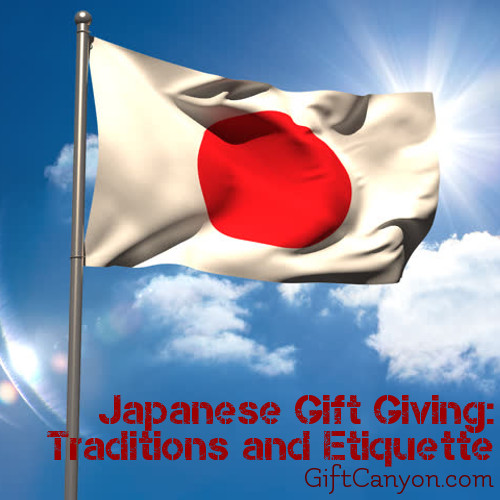 Japan Gift Giving Traditions