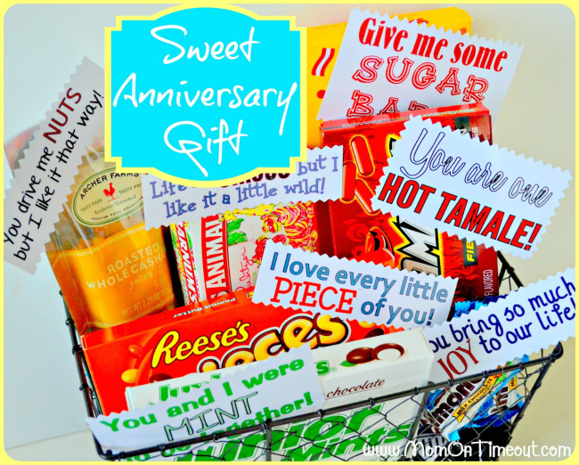 Sixth Wedding Anniversary Gifts: Candy or Iron, Wood and Others - Gift ...