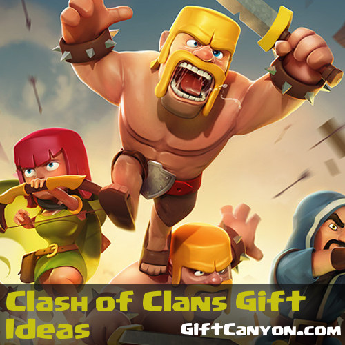 Clash of Clans Gift Ideas