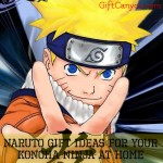 Naruto Gift Ideas for Your Konoha Ninja at Home