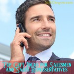Top Gift Ideas for Salesmen and Sales Representatives