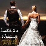 Invited To A Wedding? Here's A Guide On Gift Giving!