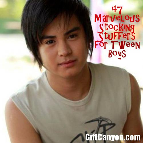 47 Marvelous Stocking Stuffers for Tween Boys
