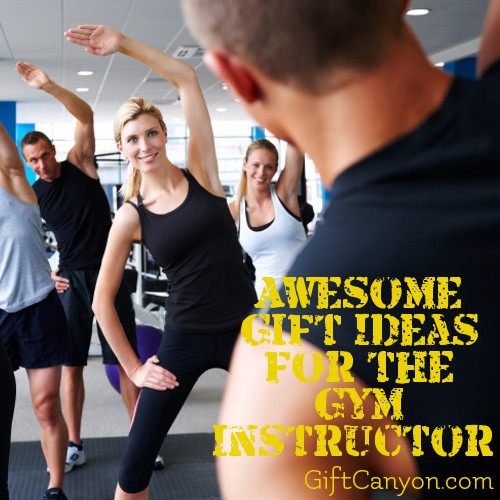 9 Awesome Gift Ideas for the Gym Instructor