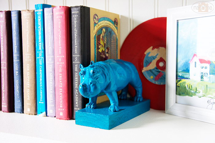 Animal Bookends + 49 More DIY Gift Ideas for Christmas
