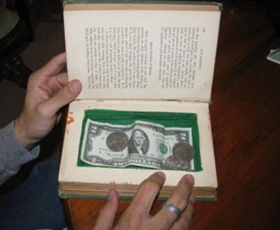 Book Safe + 49 More DIY Gift Ideas for Christmas