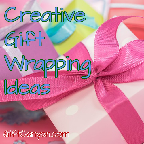 Creative and Unique Gift Wrapping Ideas