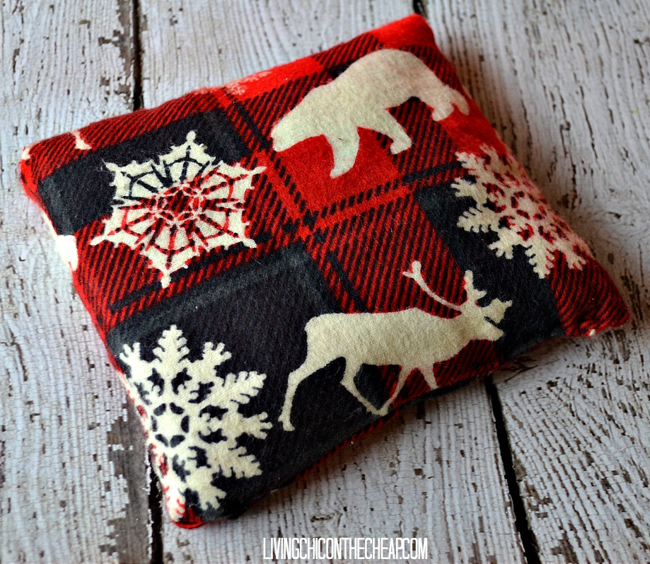 Heating Pad + 49 More DIY Gift Ideas for Christmas
