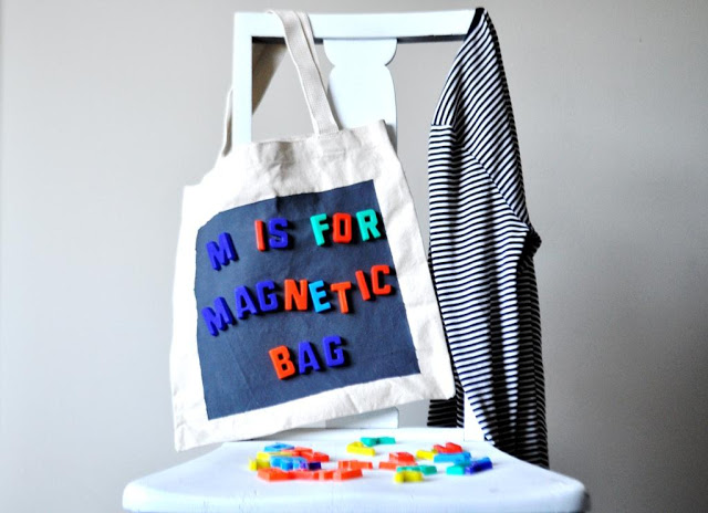 Magnetic Bag + 49 More DIY Gift Ideas for Christmas