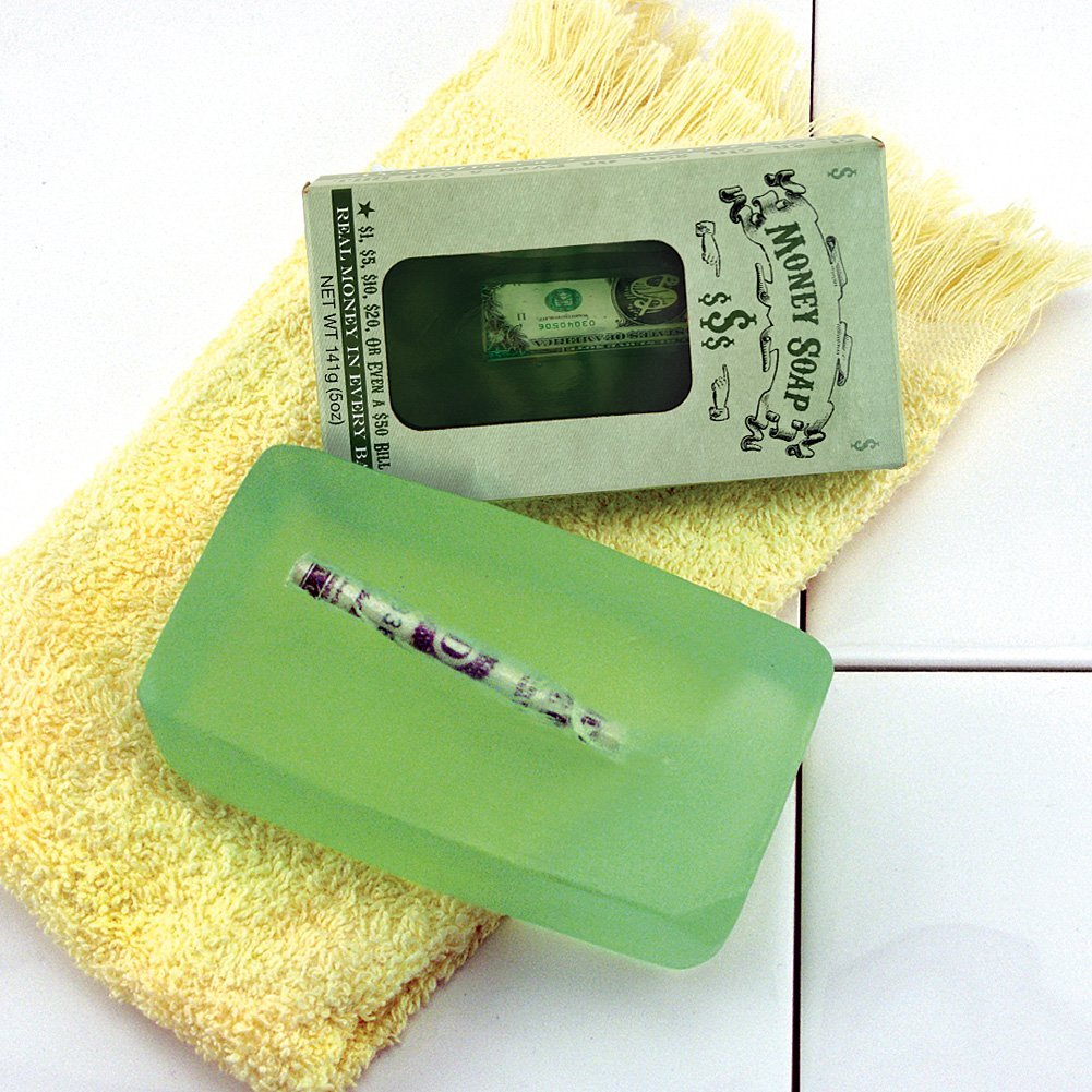 Money Soap Bar