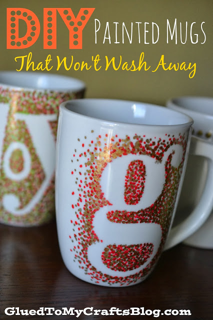 Monogram Mug + 49 More DIY Gift Ideas for Christmas