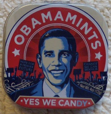 Obama Mints! Yes we can... dy.