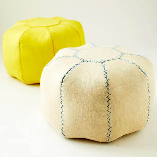 Pouf Cushion + 49 More DIY Gift Ideas for Christmas