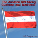 The Austrian Gift-Giving Customs and Traditions