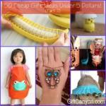 50 Cheap Gift Ideas Under 5 Dollars! (Part 2)