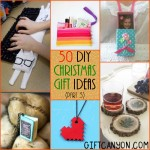 50 DIY Christmas Gift Ideas You Should Start Creating Now! (Part 3)