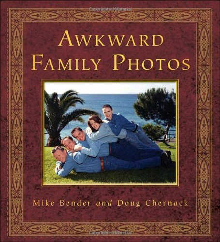 Awkward Family Photos + More Book White Elephant Gift Ideas
