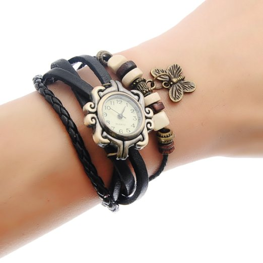 Butterfly Bracelet Watch + 49 More Gift Ideas Under 5 Dollars