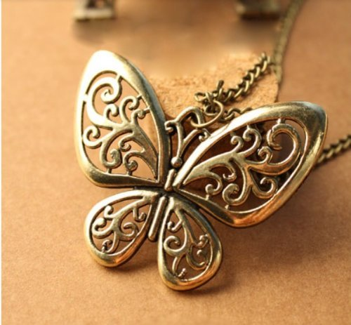 Butterfly Necklace + 49 More Gift Ideas Under 5 Dollars