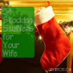 54 Amazing Stocking Stuffers for Your Wife