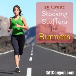 25 Great Stocking Stuffers for Runners
