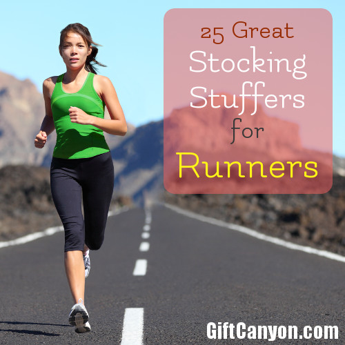 Christms Gift Ideas for Runners - Stocking Stuffers