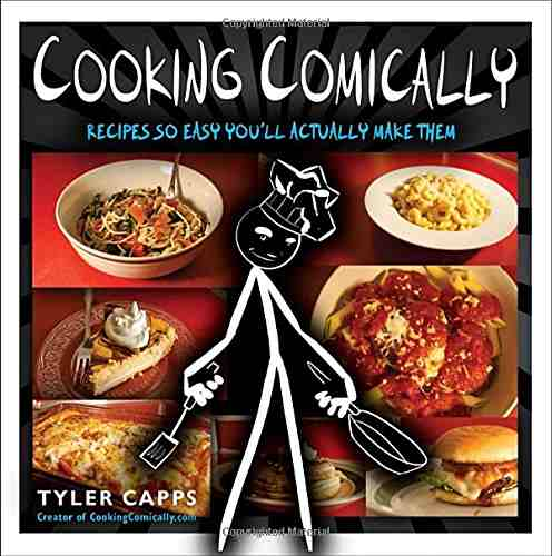 Cooking Comically + More Book White Elephant Gift Ideas