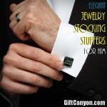 17 Elegant Jewelry Stocking Stuffers for Him