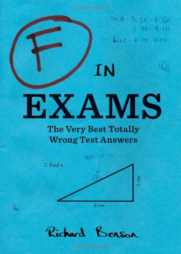 F in Exams + More Book White Elephant Gift Ideas