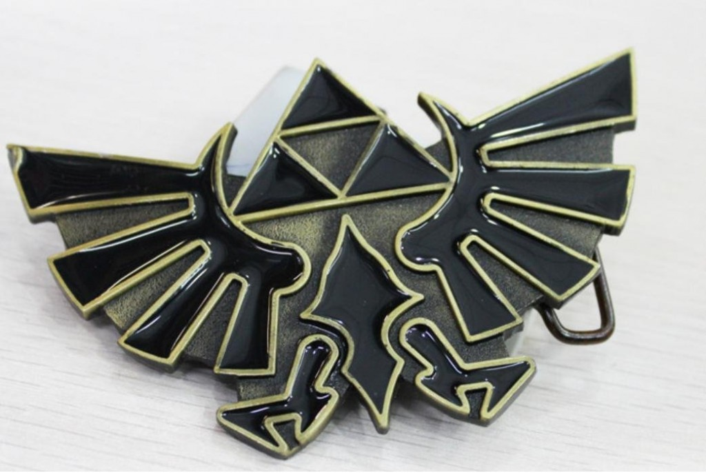 Hyrule Belt Buckle + More Legend of Zelda Stocking Stuffers