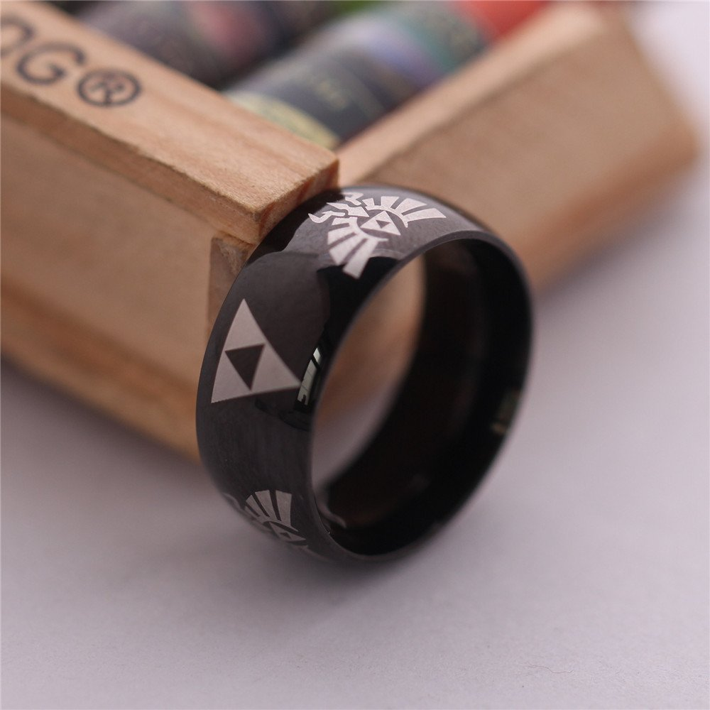 Hyrule Ring + More Legend of Zelda Stocking Stuffers