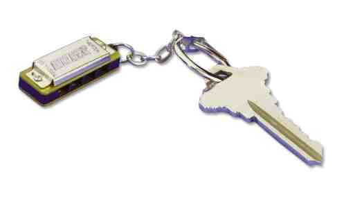 Keychain Harmonica + 49 More Gift Ideas Under 5 Dollars