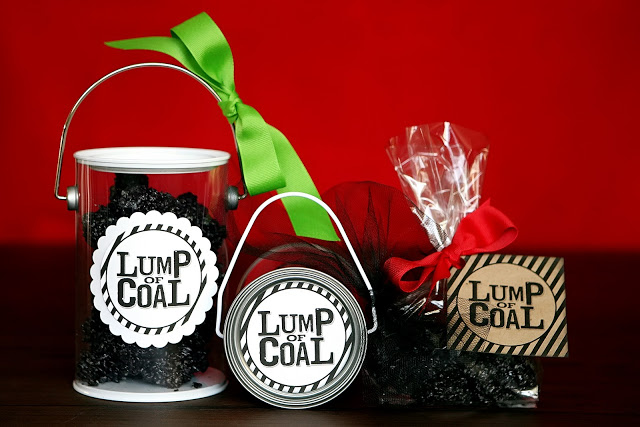 Lump of Coal + 49 More DIY Christmas Gift Ideas