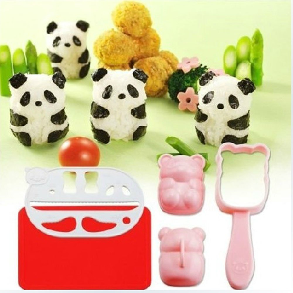 Panda Bento Mold + 49 More Cheap Gift Ideas Under 5 Dollars