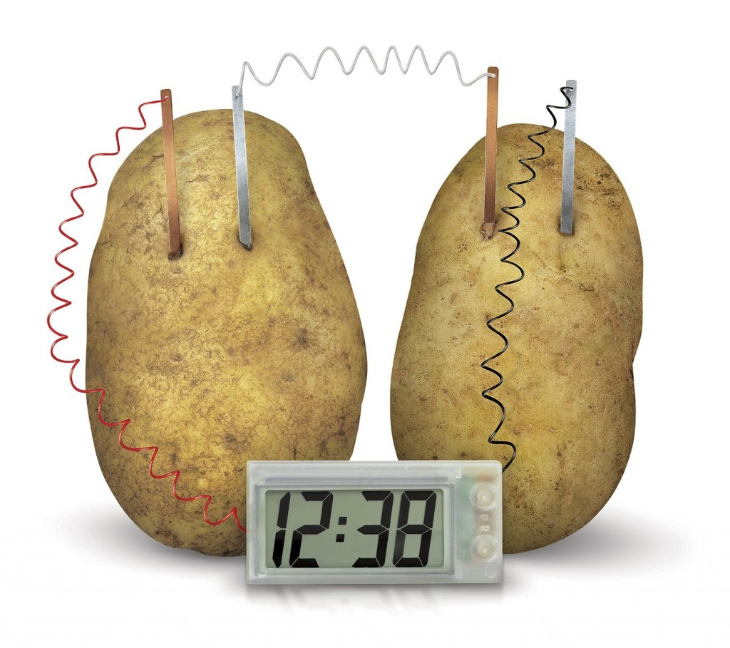 Potato Clock + 49 More Gift Ideas Under 5 Dollars