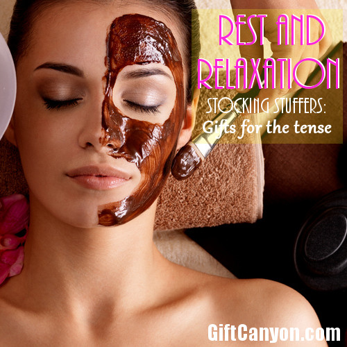 Rest and Relaxation Stocking Stuffers for the Tense