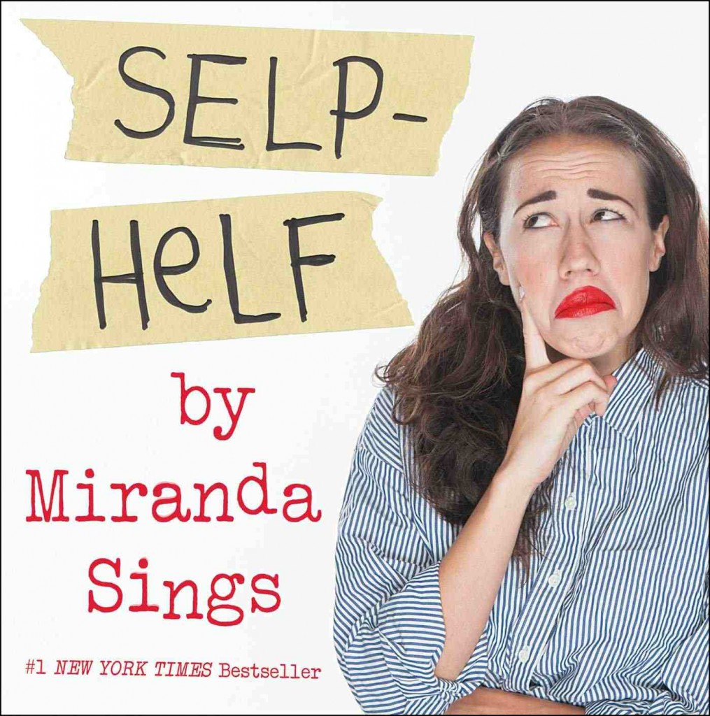 Selp-Helf + More Funny Book as White Elephant Gifts