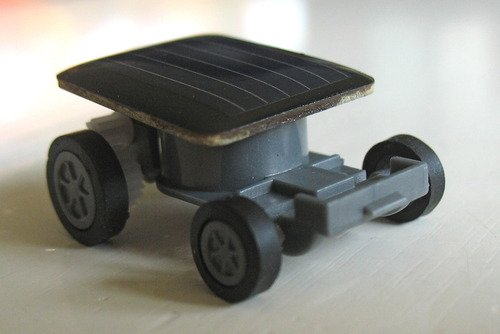 Solar Powered Stoy Car + 49 More Cheap Gift Ideas Under 5 Dollars