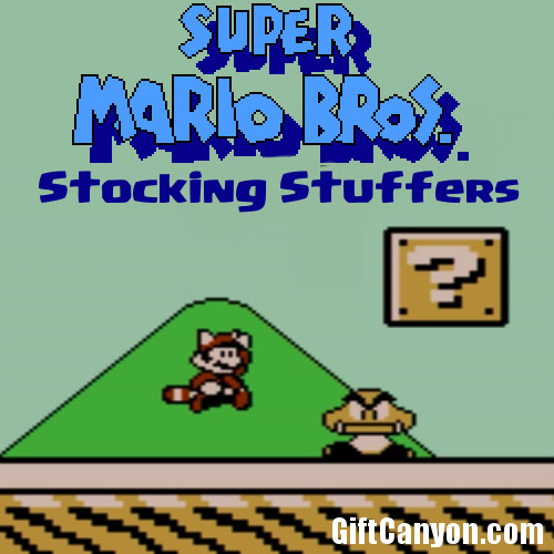 Super Mario Bros. Stocking Stuffers