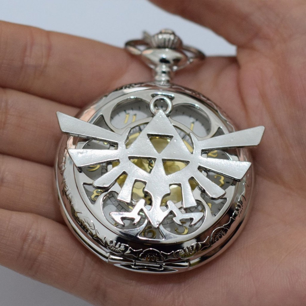 Zelda Pocket Watch + More Legend of Zelda Stocking Stuffers