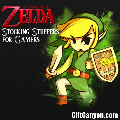 Zelda Stocking Stuffers for Gamers