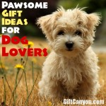 12 Pawsome Dog Gift Ideas for Dog Lovers!